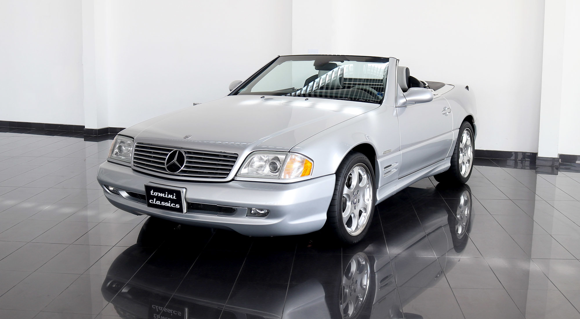 Mercedes-Benz SL500 Silver Arrow (2002) For Sale (picture 2 of 6)