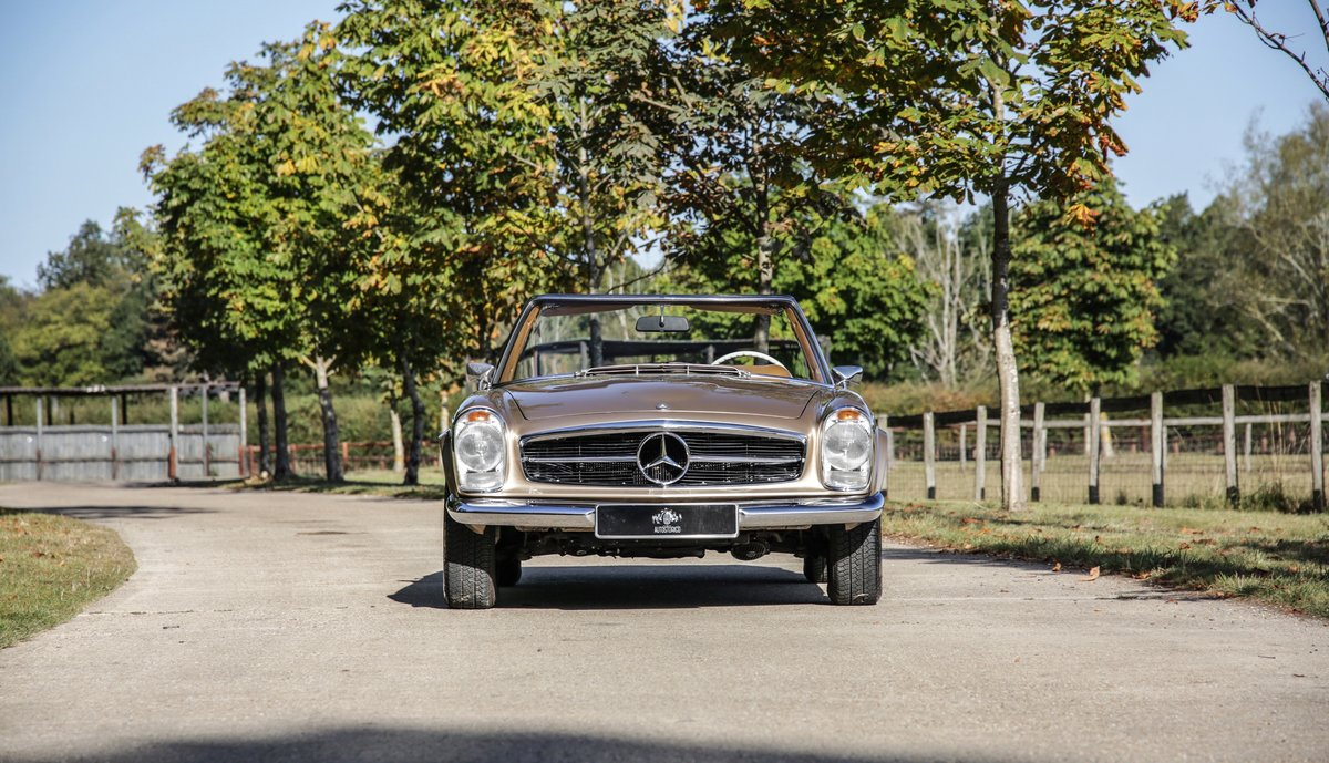 1971 Mercedes-Benz 280 SL For Sale (picture 4 of 20)