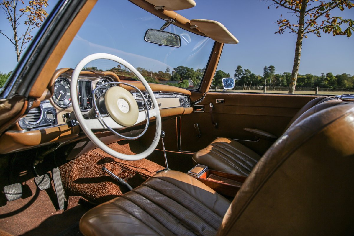 1971 Mercedes-Benz 280 SL For Sale (picture 7 of 20)