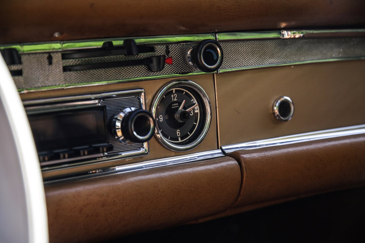 1971 Mercedes-Benz 280 SL For Sale (picture 12 of 20)