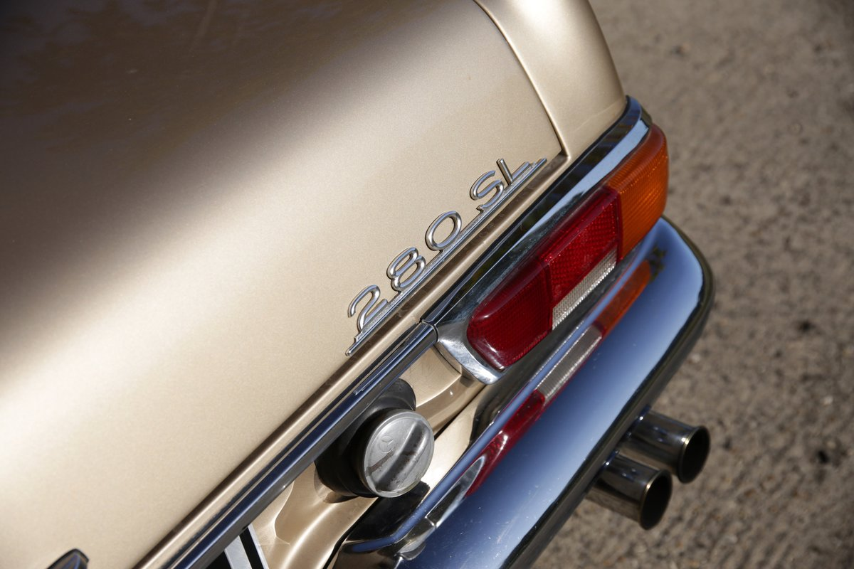 1971 Mercedes-Benz 280 SL For Sale (picture 18 of 20)