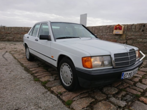 1987 Mercedes 190E 2.6 Manual Taxed And Tested