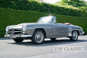 1956 Mercedes 190SL For Sale