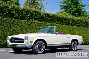 1970 Mercedes 280SL Pagode, matching numbers,colours For Sale