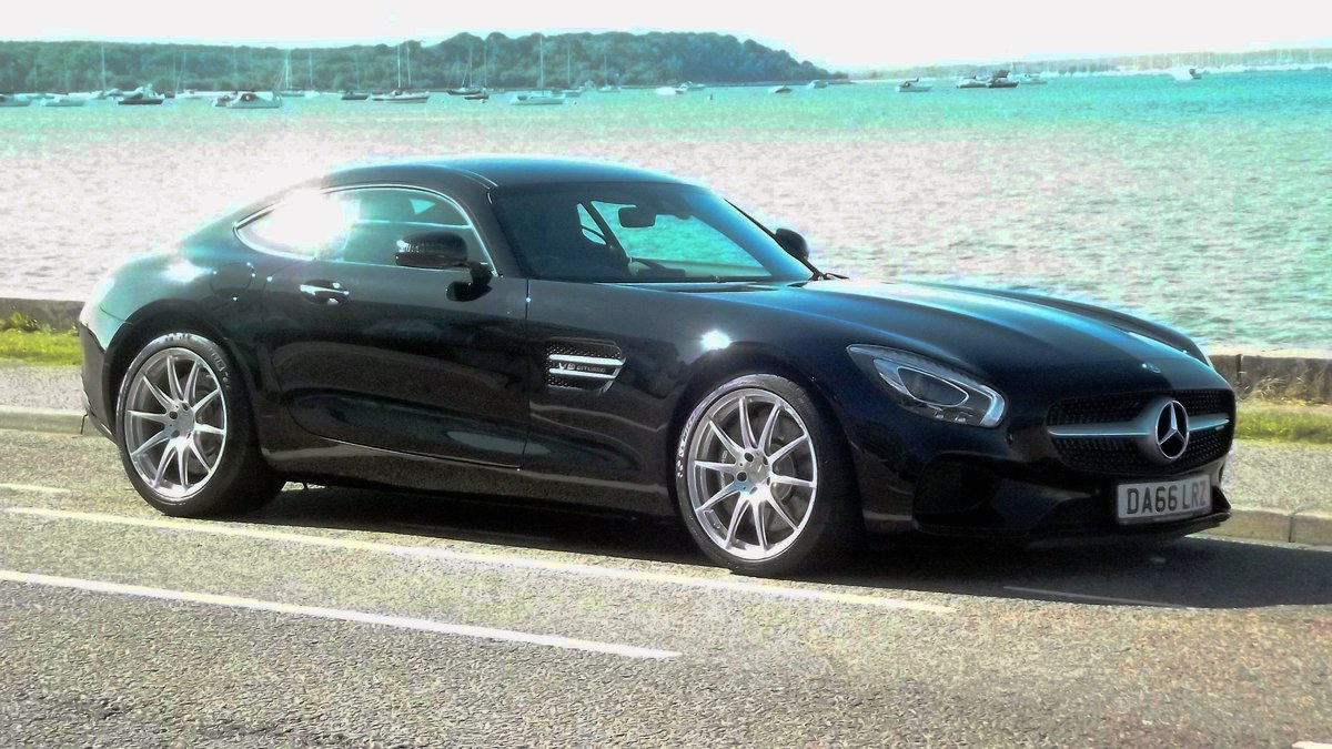 2016 MERCEDES AMG GT For Sale (picture 1 of 6)