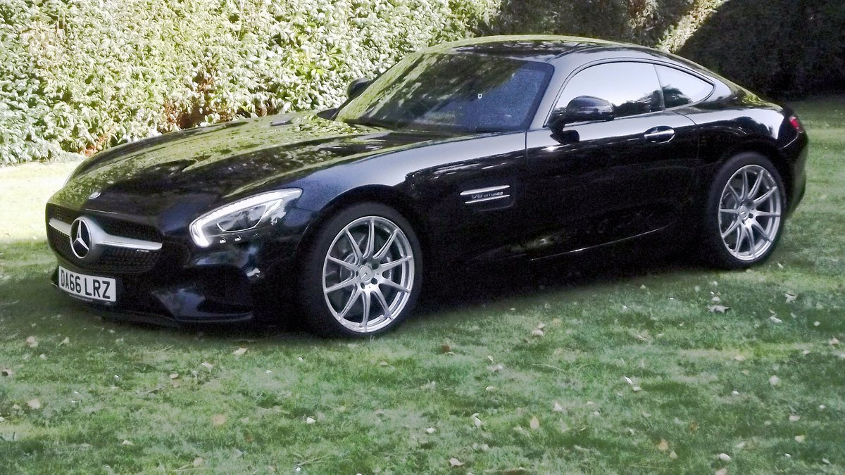 2016 MERCEDES AMG GT For Sale (picture 3 of 6)