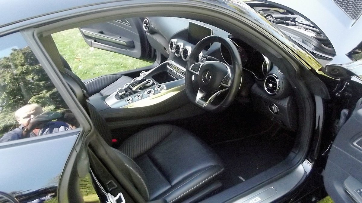 2016 MERCEDES AMG GT For Sale (picture 5 of 6)