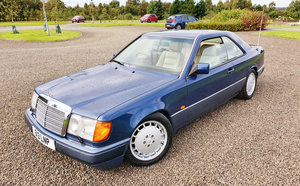 1992 Mercedes 300ce with only 84,000 FSH. For Sale