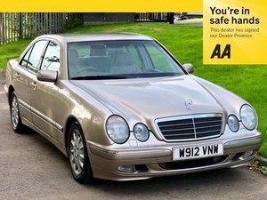 2000 Mercedes E240 V6 Elegance Automatic - 92,000 miles For Sale