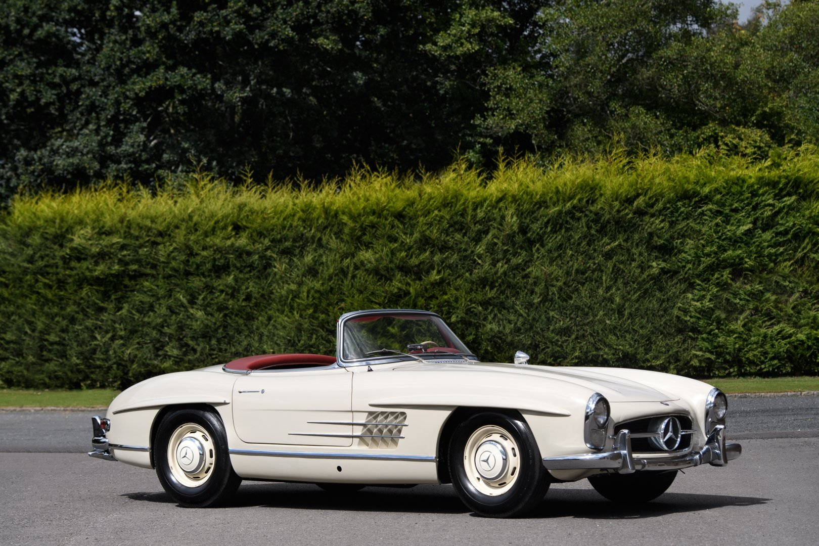 1958 Mercedes 300SL Roadster  For Sale (picture 1 of 6)