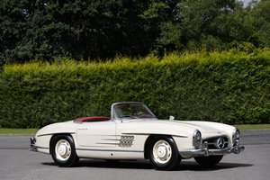 1958 Mercedes 300SL Roadster  For Sale