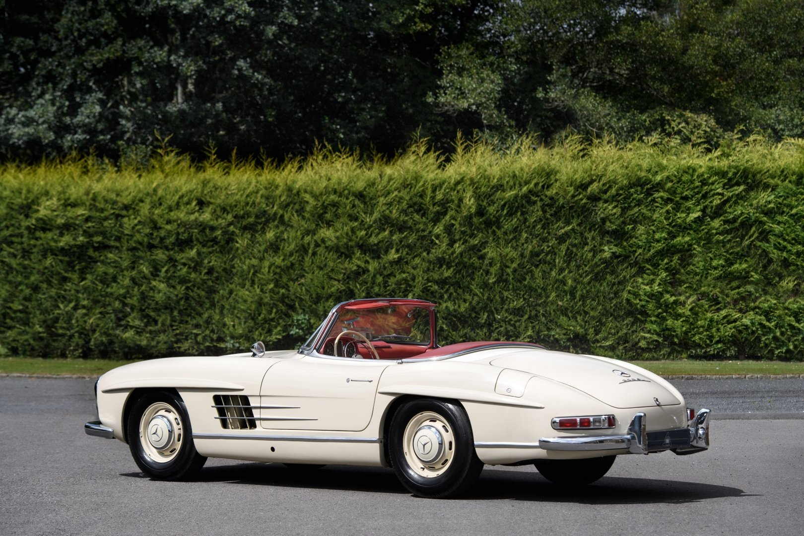 1958 Mercedes 300SL Roadster  For Sale (picture 2 of 6)