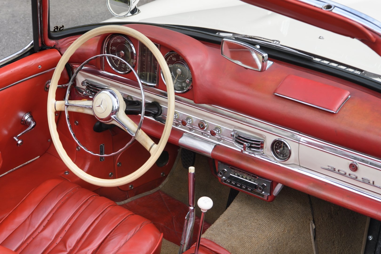 1958 Mercedes 300SL Roadster  For Sale (picture 3 of 6)