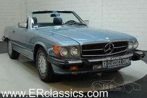 Mercedes-Benz 560 SL 1988, 34.135 real Miles For Sale