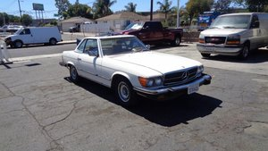 1972 Mercedes Benz 450SL -Very nice -