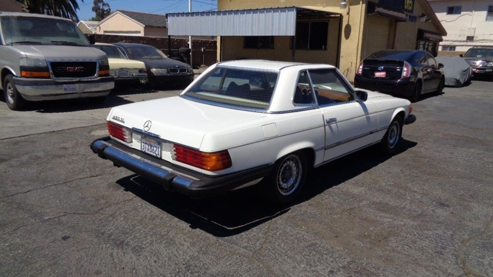 1972 Mercedes Benz 450SL -Very nice - For Sale (picture 3 of 6)