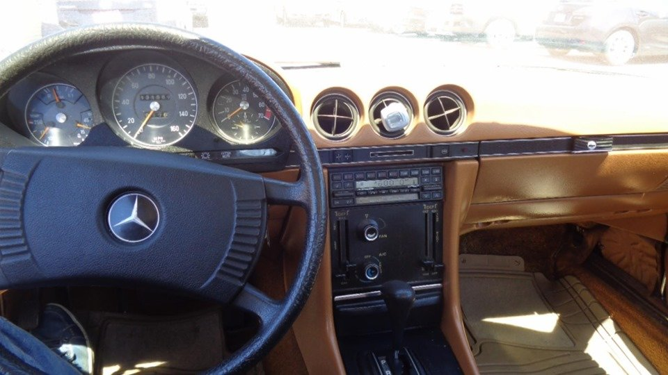 1972 Mercedes Benz 450SL -Very nice - For Sale (picture 4 of 6)