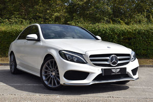 2016 Mercedes C300h AMG Premium Plus (16) SOLD