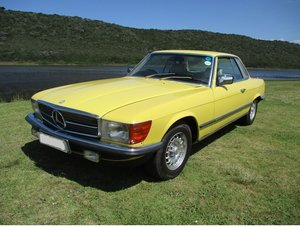1981 Mercedes Benz 280 SLC Auto RHD For Sale