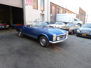 1965 Mercedes 230SL Euro Spec Two Tops For Restoration - For Sale