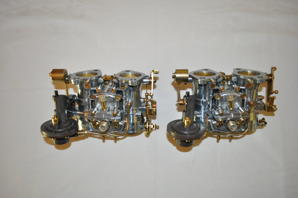 1955 MERCEDES 190SL SOLEX 44phh carburettors 190 SL For Sale (picture 1 of 6)