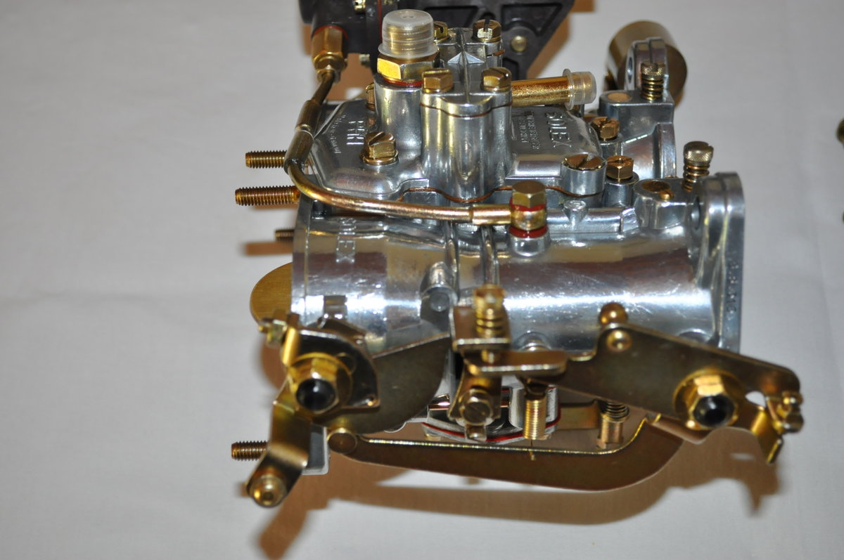 1955 MERCEDES 190SL SOLEX 44phh carburettors 190 SL For Sale (picture 4 of 6)