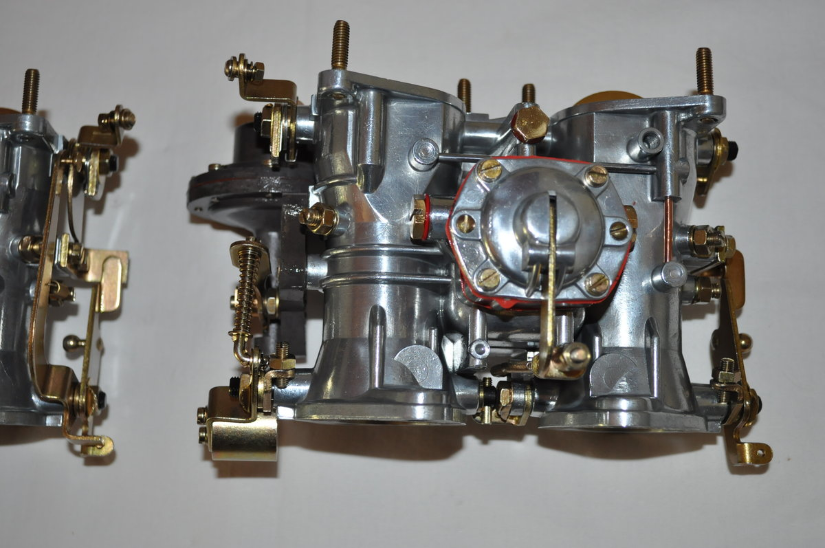 1955 MERCEDES 190SL SOLEX 44phh carburettors 190 SL For Sale (picture 5 of 6)