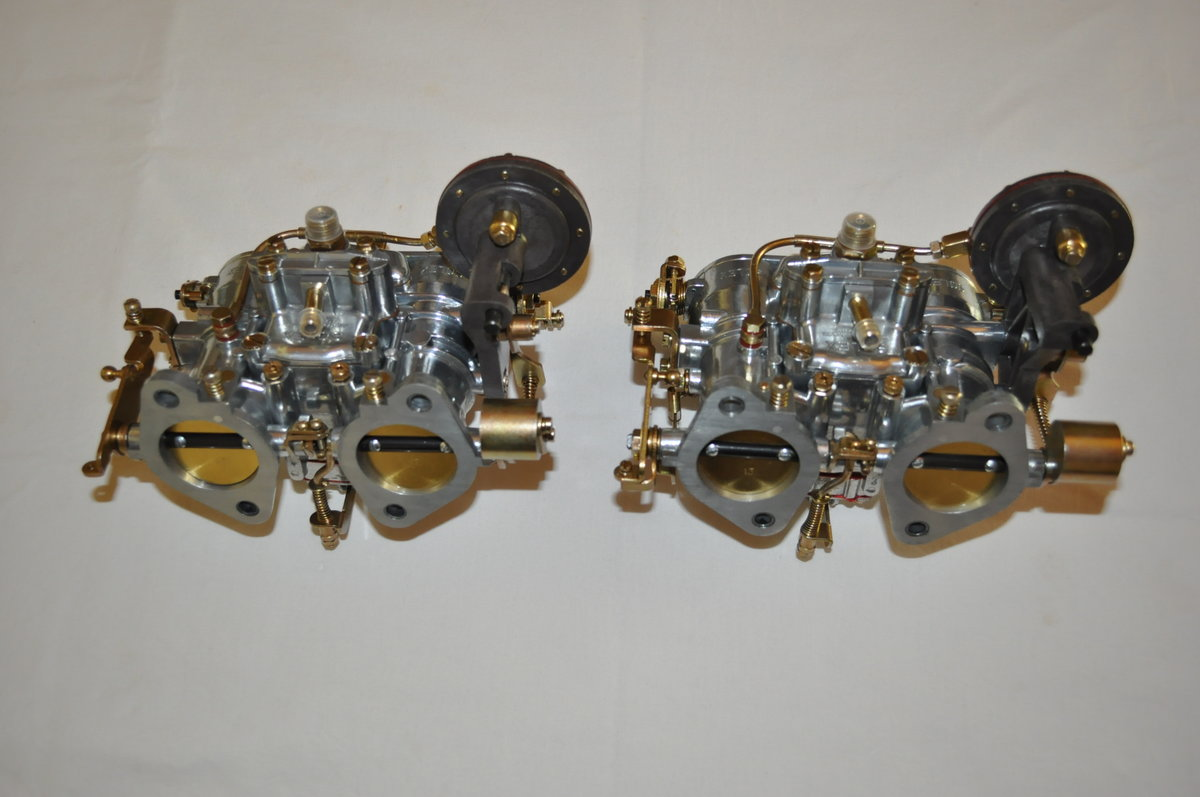 1955 MERCEDES 190SL SOLEX 44phh carburettors 190 SL For Sale (picture 6 of 6)
