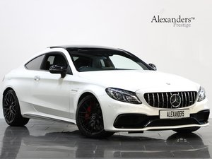 2016 16 66 MERCEDES BENZ C63 S AMG AUTO For Sale
