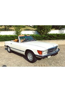 Picture of 1971 Mercedes 350SL w107