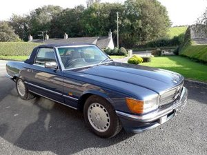 1987 Mercedes-Benz 300 SL For Sale by Auction