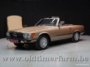 1983 Mercedes-Benz 280SL '83