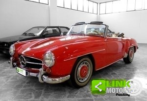 MERCEDES (W121) 190 SL ROADSTER (1956)
