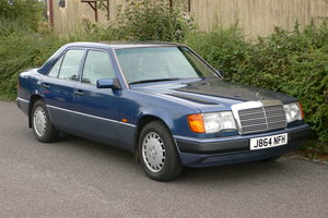 1992 Mercedes-Benz 300E Auto Saloon For Sale by Auction