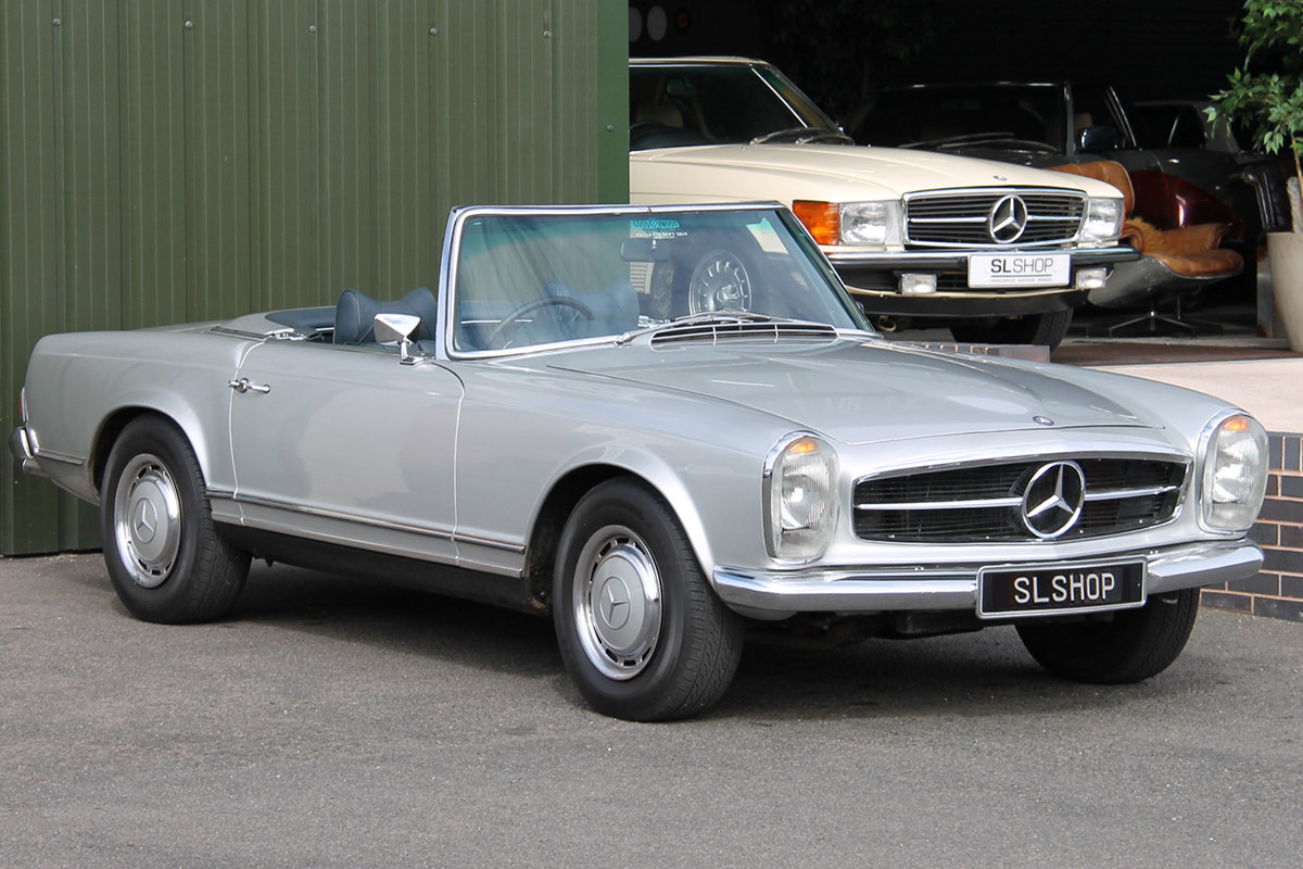 1971 Mercedes-Benz 280SL Pagoda (W113) Automatic For Sale (picture 1 of 1)