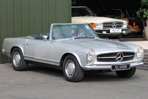 1971 Mercedes-Benz 280SL Pagoda (W113) Automatic