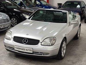 1999 MERCEDES BENZ SLK 230 KOMPRESSOR AUTOMATIC* GEN 75,000 MILES For Sale