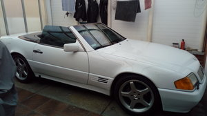 1990 sl 500 beautiful  For Sale