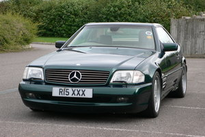1998 Mercedes-Benz SL280 AMG Auto For Sale by Auction