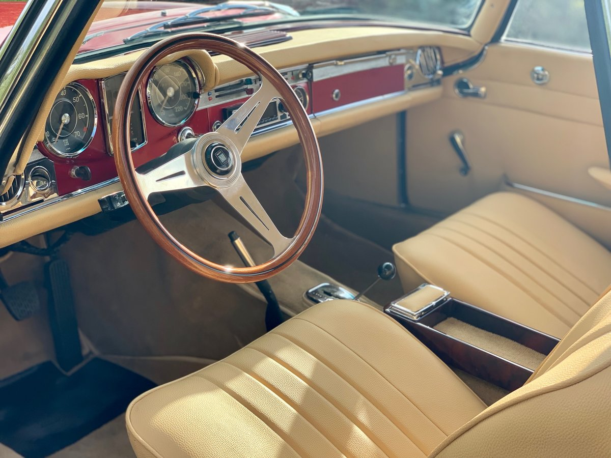 1966 Mercedes benz 230sl Pagoda w113 For Sale (picture 5 of 6)