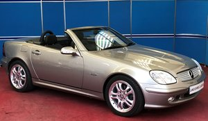 2004 Mercedes SLK320 Special Edition For Sale