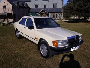 Picture of 1985 Mercedes 190E 5speed SOLD