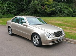 2004 Mercedes E320 CDi. Tip Auto. Low Miles. FSH. Lovely Example  SOLD
