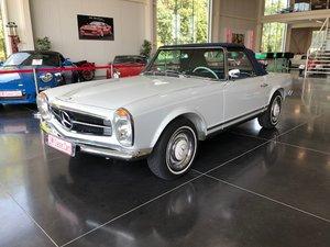 1967 Mercedes 230SL Pagode 230 SL