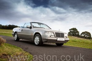 1994 Mercedes Benz E320 Convertible For Sale