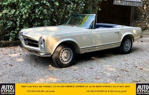1967 car visible at Auto Moto d'Epoca 24-27 Oct. GiroClassico 5B