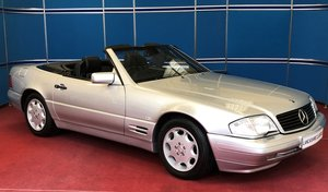 1998 Mercedes SL320 For Sale
