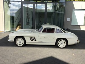 2002 Mercedes 300 SL Gullwing AMG 32 Kompr. Replica For Sale