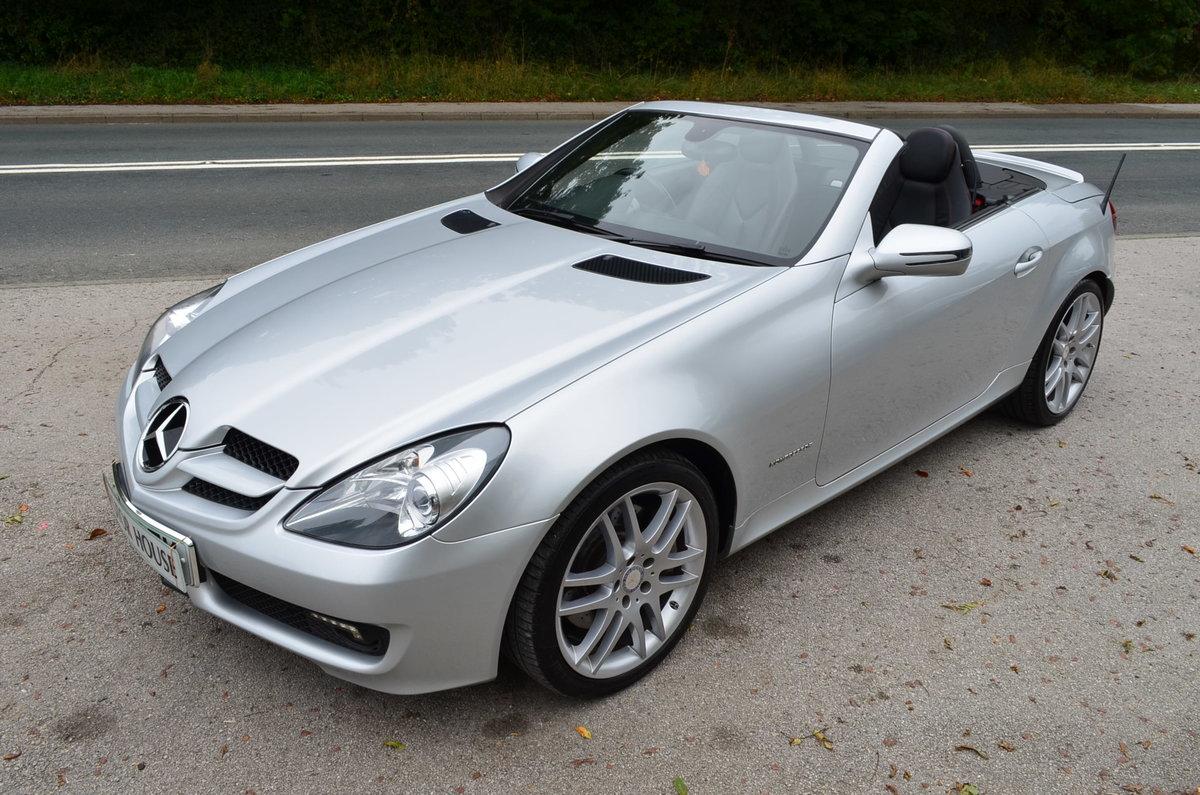 2009 Mercedes-Benz SLK 1.8 SLK200 For Sale (picture 1 of 6)