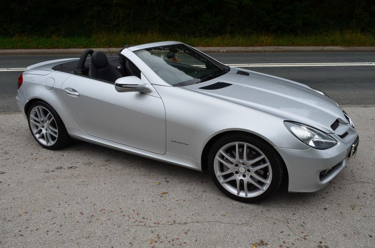 2009 Mercedes-Benz SLK 1.8 SLK200 For Sale (picture 3 of 6)